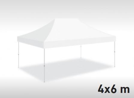 Faltzelt 4x6m