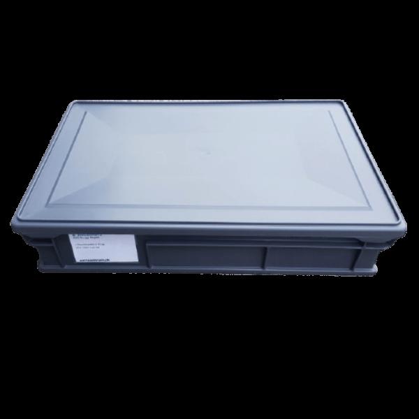 Box für Gewchtsplatten Faltzelte