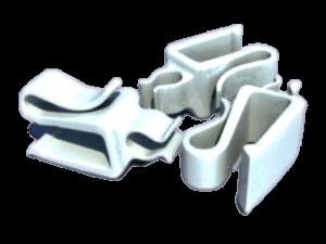 Kabelhalter Kunstoffclips für Faltzelte